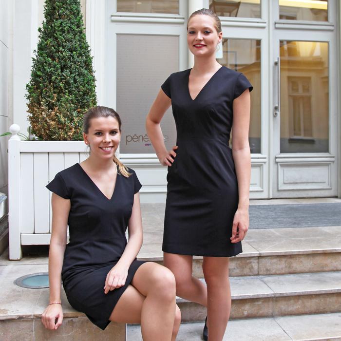 hotesse d'accueil Paris