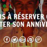 Des idées insolites pour fêter un anniversaire à Paris