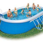 Notre sélection des meilleures piscines gonflables