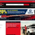 Accessoires voiture et produits d'entretien sur Web Centre Auto