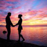 Voyage de noces et mariage dans une ile paradisiaque